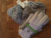 Women's Isotoner Gloves and Calimar Hat in Ramstein, Germany