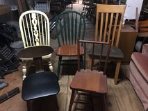 Miscellaneous chairs in Morris, Illinois