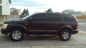 2005 Dodge Durango Limited w/4WD in Fort Carson, Colorado