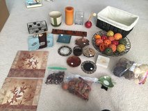 Fall home decor (decorative balls, candle holders, baskets, and more!) in Naperville, Illinois