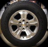 Looking for Silverado tires and wheels in Oceanside, California