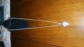 30 inch .925 925 Sterling Silver Chain with Jesus Charm in Bartlett, Illinois