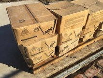 14, 50 lb boxes of dry Leguna ceramic clay, dry. in Yucca Valley, California