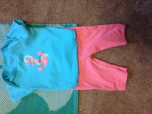 Baby girl Nautica outfit 6/9 months in Pearl Harbor, Hawaii