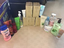 18 items LOTION AND BEAUTY LOT in Okinawa, Japan