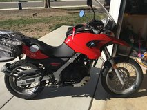2010 BMW G650 GS in Vacaville, California