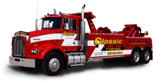 Reliable Semi and Heavy Duty Towing in Illinois in Chicago, Illinois