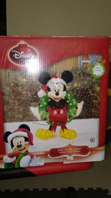 MICKEY OUTDOOR CHRISTMAS DECORATION - REDUCED $35 TO $30!! in Okinawa, Japan