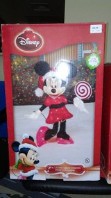 MINNIE OUTDOOR CHRISTMAS DECORATION - REDUCED $35 TO $30!!! in Okinawa, Japan