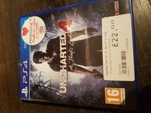 Uncharted 4 for PS4 in Wiesbaden, GE