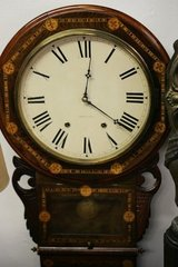 New Haven Wall Clock at 1890 USA in Stuttgart, GE