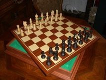 CHESS SET BY DEALER Euro 79,00 in Ramstein, Germany
