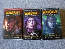 WARCRAFT 3 books set in Ramstein, Germany