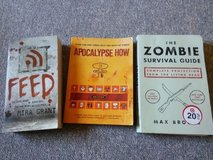 Zombie apocalypse survival books in Ramstein, Germany