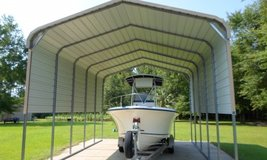 Carport Garage Workshop Boat RV Cover in Moody AFB, Georgia