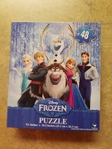 NEW Frozen puzzle in Watertown, New York