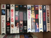 20 VHS Movies/How to Videos in Glendale Heights, Illinois