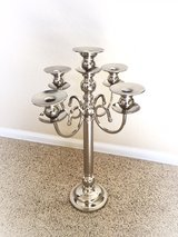 silver Candelabra in Fort Carson, Colorado