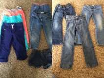 2 Lots Girls Jeans/Capris/Shorts in Bolling AFB, DC