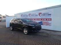 2014 Jeep Cherokee Limited 4WD in Ramstein, Germany