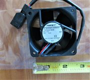 12-13.5 VOLT 2.5 INCH ELECTRIC COOLING FANS COMPUTER LED COOLING NEEDS in 29 Palms, California