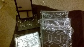 Mary Kay mirror and makeup  trays ( three mirror/ pack of trays) in Columbus, Ohio