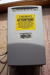 TRIP-LITE BCPRO1050 BATTERY BACK-UP TOWER in Naperville, Illinois