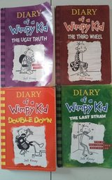 Diary of a Wimpy Kid Books in Conroe, Texas