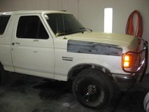 1987 ford bronco xlt  low miles in Alamogordo, New Mexico