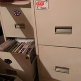 Metal file cabinets with lock(keys) in Houston, Texas