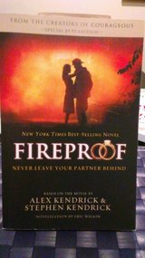 FIREPROOF - BRAND NEW in Okinawa, Japan