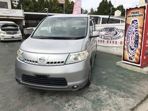 2005 Nissan Serena - Clean - Backup Camera - Navigation - Excellent Family Van - Compare & $ave! in Okinawa, Japan