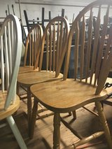 Rounded back chairs in Morris, Illinois