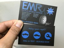Mobile mechanic services in San Diego, California