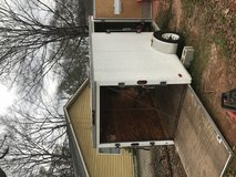 Landscaping equipment and enclosed trailer package deal in Macon, Georgia