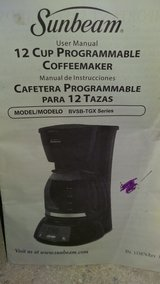 Coffeemarker in Travis AFB, California