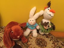 Stuffed animals for Easter baskets in Joliet, Illinois