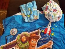 Toy Story comforter, fitted sheet & sheet in Vacaville, California