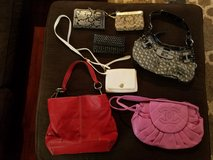Variety of purses in Fairfield, California