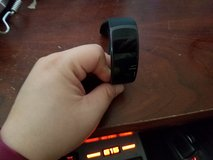 Selling Samsung Gear Fit2 Smartwatch Large, Black in Fort Irwin, California