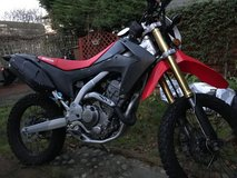 2014 CRF 250L Road Registered in Alconbury, UK
