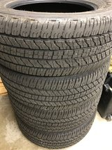 Almost new, Good Year Wrangler Tires, 265/60R18 in San Diego, California
