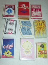 Playing Cards and Card Games in Aurora, Illinois