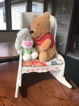 Child's Handcrafted Rocking Chair in Chicago, Illinois