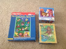 Kid's puzzles in Shorewood, Illinois