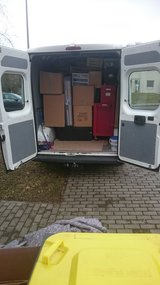 PICK UP AND DELIVERY SERVICES, HOUSE MOVES, RELOCATION in Ramstein, Germany