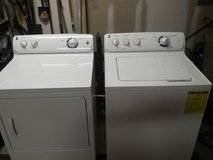 GE Washer/Dryer Set in Wilmington, North Carolina