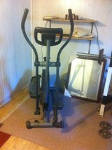 Work out equipment in Fort Polk, Louisiana
