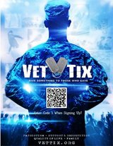 Free tickets!! Military only in Vista, California