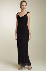 Beautiful black evening gown in Richmond, Virginia